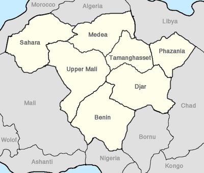 East Africa VINW