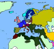 Napoleone's Italy