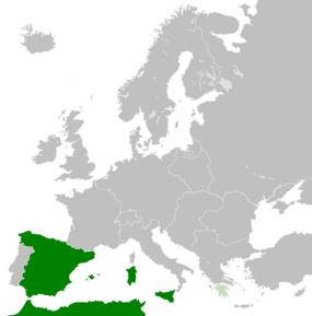 Испания-1642