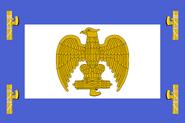 Bandera Territorios Coloniales Imperiales