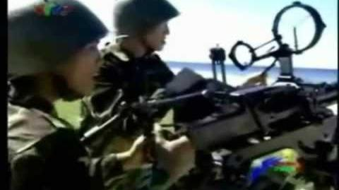 China´s massacre in Spratly islands real footage 1988