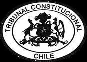 Escudo del Tribunal Constitucional de Chile
