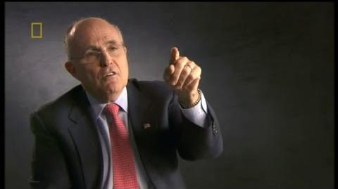 Giuliani Commanding 9 11