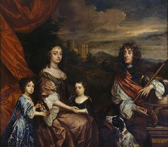 Герцог и герцогиня Йорк