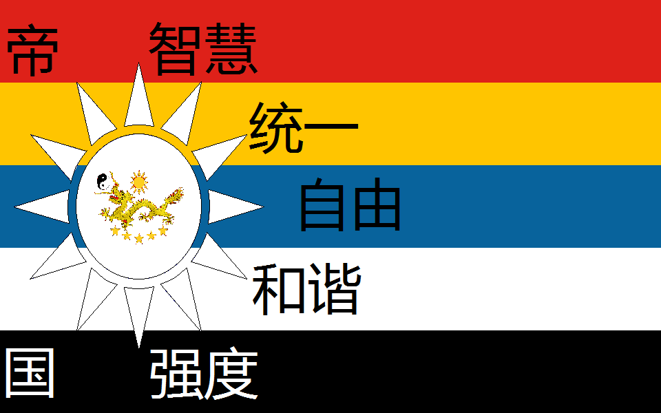 image flag of the zhou dynasty png alternative history fandom