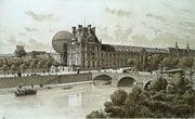 Palais des Tuileries, 1879