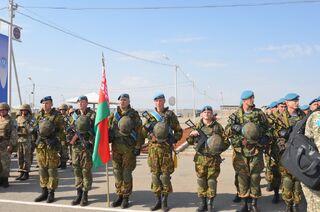 Армия Беларуси 2003