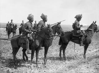 Индийские добровольцы