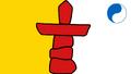 Flag of Nunavut (Satomi Maiden ~ Third Power).png