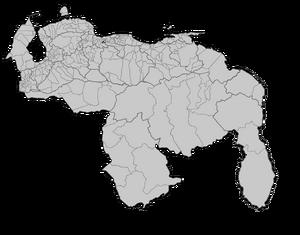 Municipios de Venezuela CNS