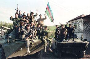 Азербайджан победа
