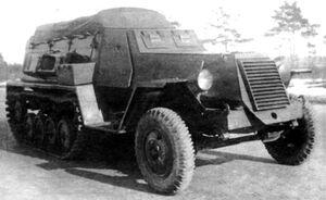 Бронетранспортёр Б-3
