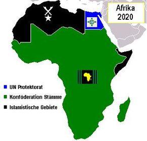 AfricanRegions2020
