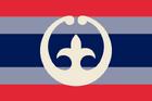 Flag of Phitsanulok (Luna Earth II)