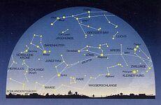 Sternbilder-april