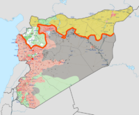 Syrian NFZ1 map