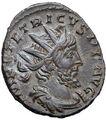 Tetricus 3rd century coin.jpg