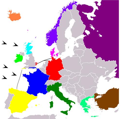 Ukend europe condition