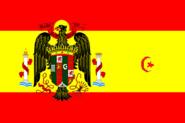 Islamic republic of spain flag