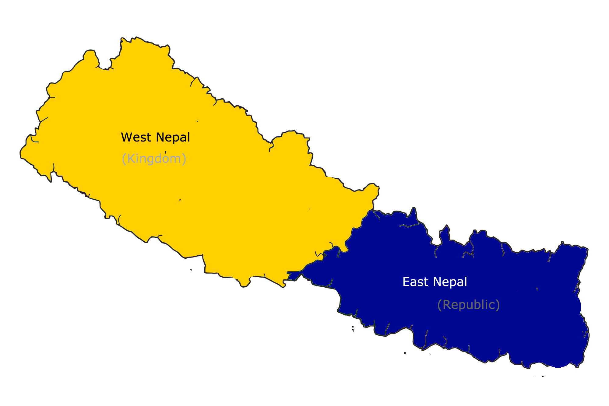West Nepal (A Different History) | Alternative History | FANDOM ...