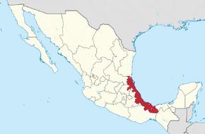 Veracruz in Mexico