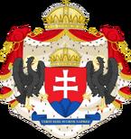 Герб Словакии ТБГ