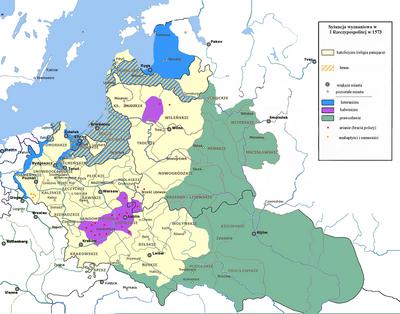 Реформация в Польше