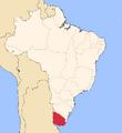 Brazil map - Cisplatina (Alternity).png