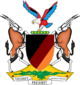 Coat of arms of Namibien