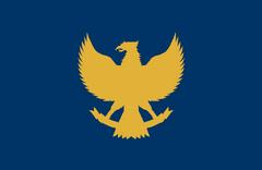 Flag of West Java (Celestial Ascendance)