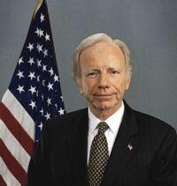 Portrait of Joseph Lieberman