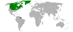 United States of Canada and Ireland