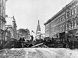 Русская революция 1910 года (Кунерсдорфское завершение)