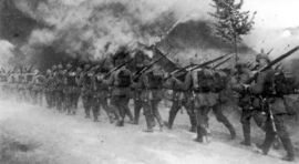 Отступление прусской армии