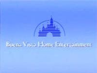 Buena Vista Home Entertainment Logo 1989 e