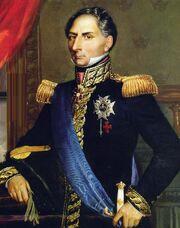 Carl XIV John of Sweden & Norway c 1840