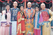 China traditonal clothing photograph