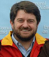 Claudio Orrego Alcalde