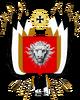 Escudo de la República Federal del Africa Oriental (EUH)