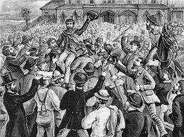 Eureka Rebellion Prisoners Released