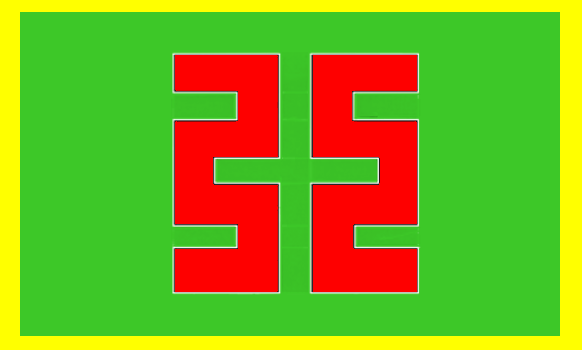 File:Flag of the National Renaissance League of China (TNE).png