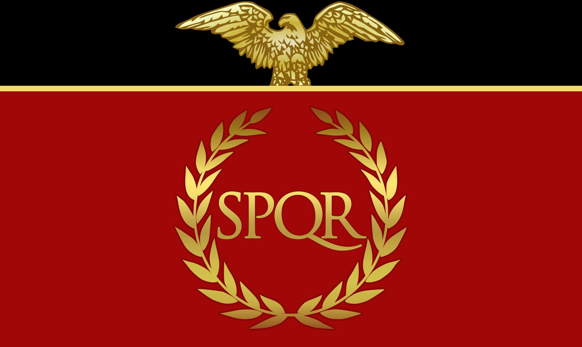 Image rome flag spqrg alternative history fandom powered rome flag spqrg biocorpaavc