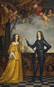 Willem II prince of Orange and Maria Stuart.jpg