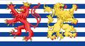 Flag of Luxembourg-Nassau (The Kalmar Union)