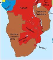 Südafrika 1901