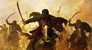 Арабская конница