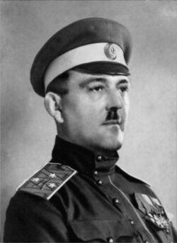 Туркул 1920
