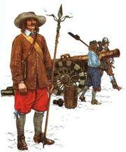 17th-century-artillery-men