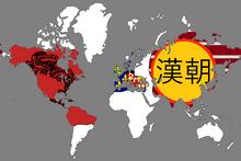 50 AR Flag Map