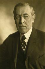 President Wilson 1919